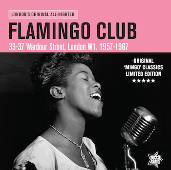 V.A. - The Flamingo Club : London's Original All-Nighter